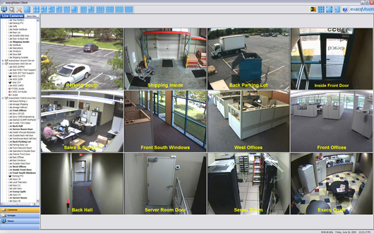 CCTV SURVEILLANCE SYSTEM - eWorld Enterprise We provide
